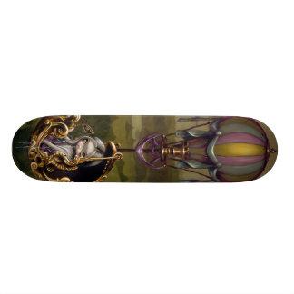 Balloon Chariot steampunk Skateboard