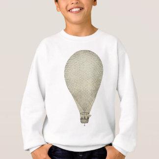 Balloon_Charles_Green_1836 Sweatshirt