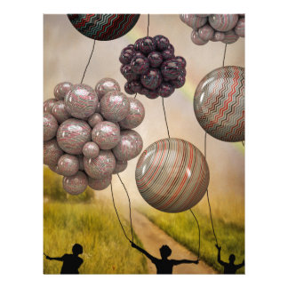 Balloon Contest - After The Storm Letterhead
