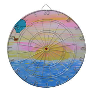 balloon dartboard
