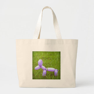 Balloon Dog Jumbo Tote Bag