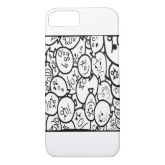 Balloon Doodles iPhone 8/7 Case