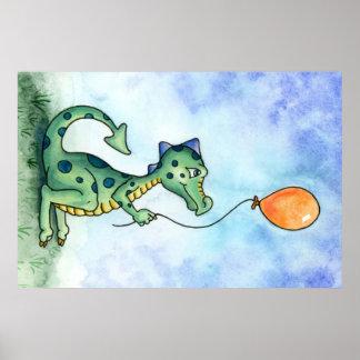 Balloon Dragon poster
