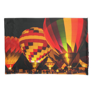 Balloon Glow Pillow Case Pillowcase