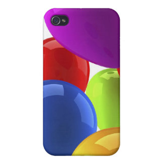 Balloon Hard Shell Case for iPhone 4
