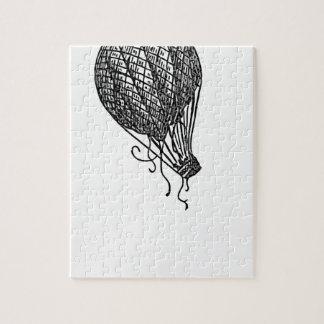 balloon jigsaw puzzle