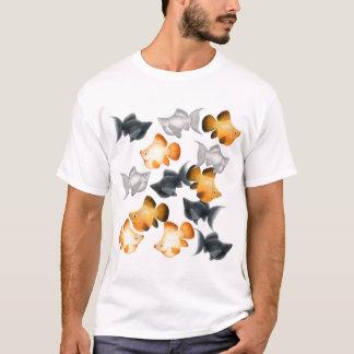 Balloon Mollies Tropical Fish T-Shirt