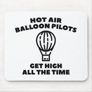 Balloon Pilots Mouse Pad