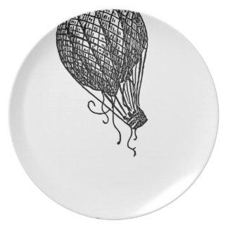 balloon plate