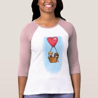 """Balloon Ride"" Lionel & Grace Women's Shirt"