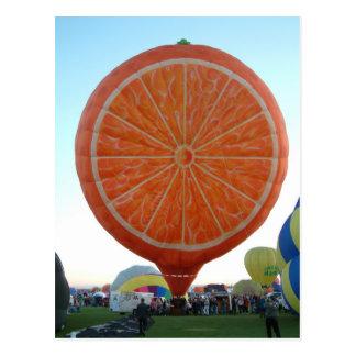 Balloon special-21 postcard
