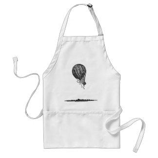 balloon standard apron