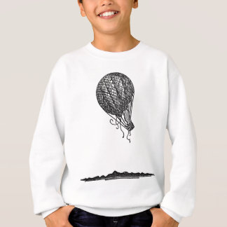 balloon sweatshirt