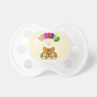 Balloon Teds Pacifier