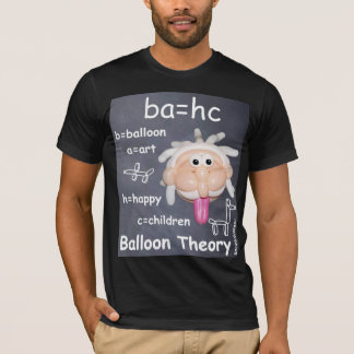 Balloon Theory of Stretch the Balloon Dude T-Shirt
