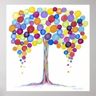 Balloon Tree 2 Poster