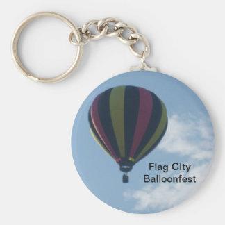 Balloonfest Keychain