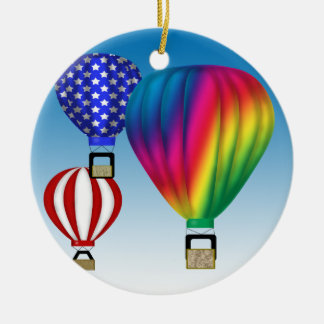 Ballooning 2 Ornament