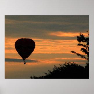Balloonist Poster