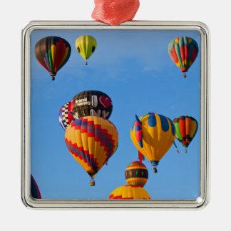 Balloons 6788 Ascending Metal Ornament