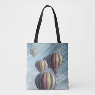 Balloons Allover Tote Bag