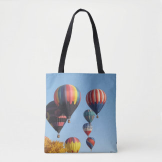 Balloons Arising Tote Bag