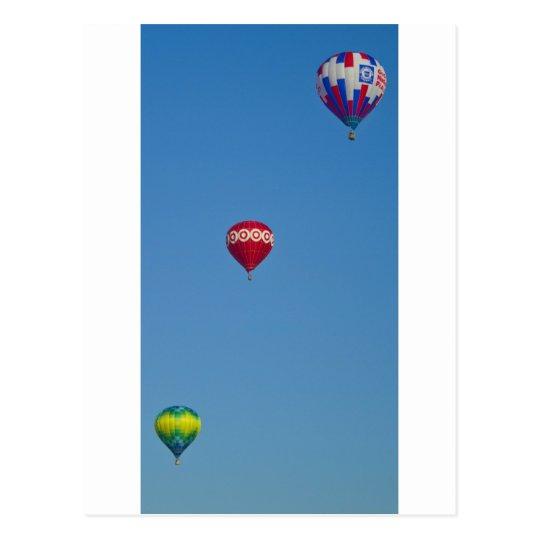 Balloons Away Postcard