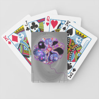 Balloons Bicycle Playing Cards