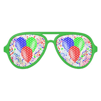 Balloons, Birthday party Party Sunglasses