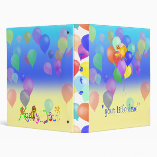 Balloons by The Happy Juul Company Binder