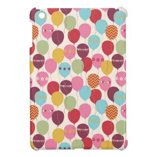 Balloons Celebration/ Chevron/ Bunting/ iPad Mini iPad Mini Covers