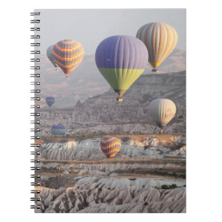 Balloons flight  Photo Notebook