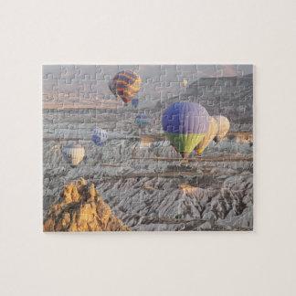 Balloons flight  Photo Puzzle