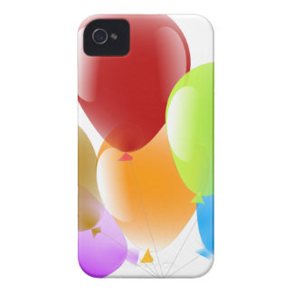 Balloons iPhone 4 Cover