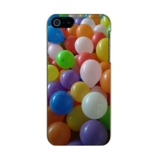 Balloons iPhone SE/5/5S Incipio Shine Case