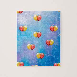 BALLOONS PATTERN PUZZLE