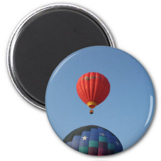 Balloons, Sun, Moon, and Stars! Magnet