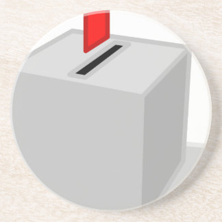 Ballot Box Coaster