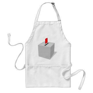 Ballot Box Standard Apron