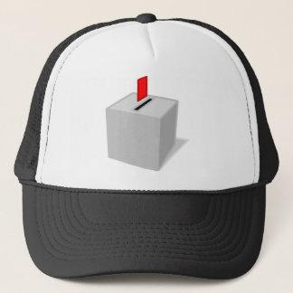 Ballot Box Trucker Hat