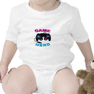 Ballot de jeu body pour bébé