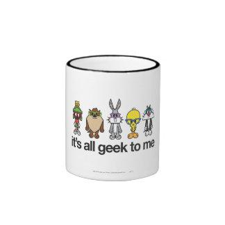 Ballots LOONEY de TUNES™ - tout le geek Mugs À Café