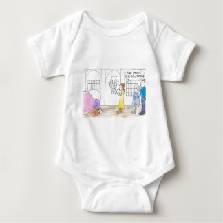 Ballroom Baby Bodysuit