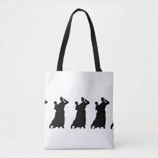 """Ballroom Couple"" Tote Bag"