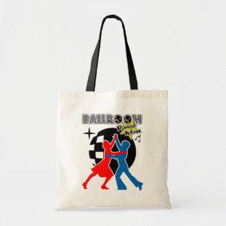 Ballroom Dance Mom Tote Bag
