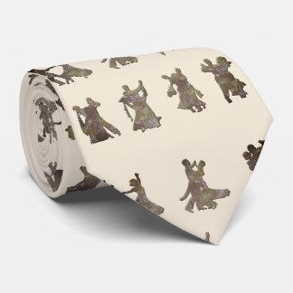 Ballroom Dance Necktie