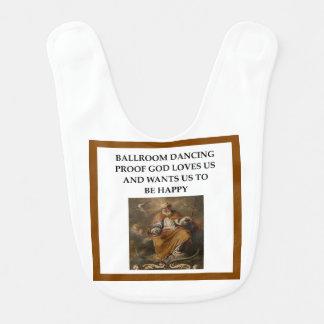ballroom dancing bib