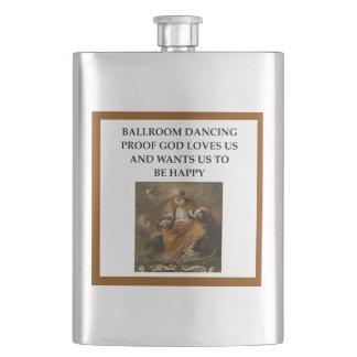 ballroom dancing flasks