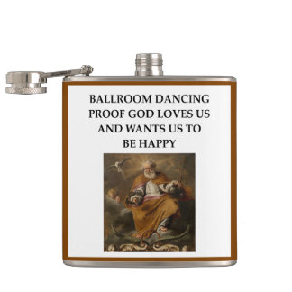ballroom dancing flasks
