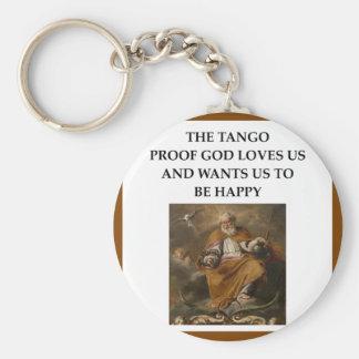 ballroom dancing keychain
